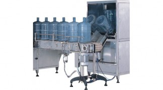 Automatic Bottle Loader Machine