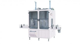 Automatic Bottle Internal&External Brush Washer