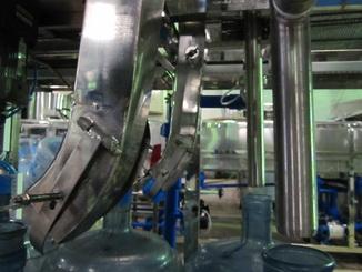 5gallon bottle packaging machine filling head