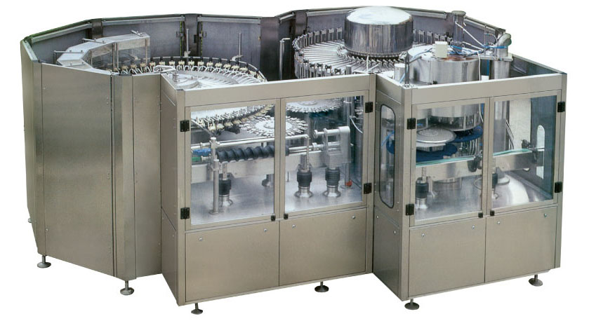 monobloc filling machine