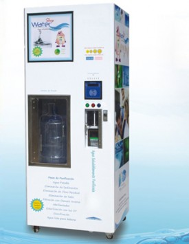 ASV-BZ Automatic Water Vending Machine