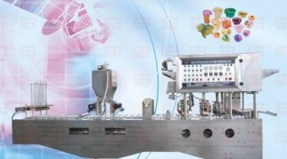 cap mineral water filling machine (stainless steel)