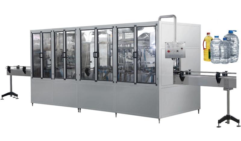 3-10Liter Bottle filling machine